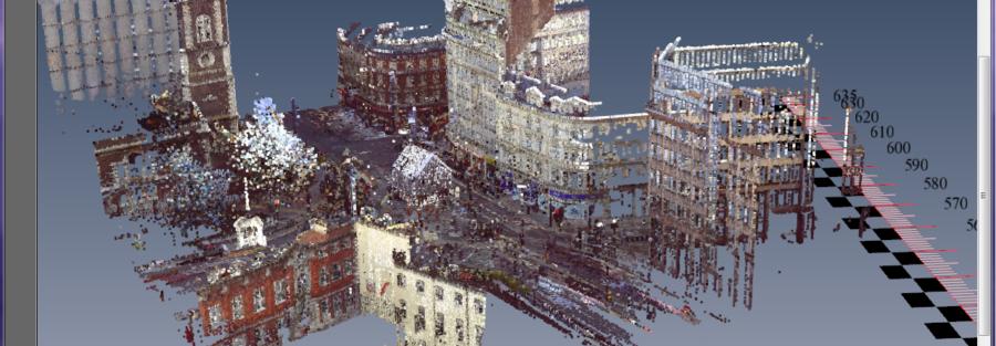PDF3D LiDAR Scan Architecture