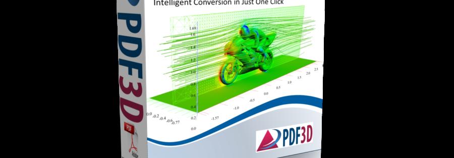 PDF3D PV+ Paraview