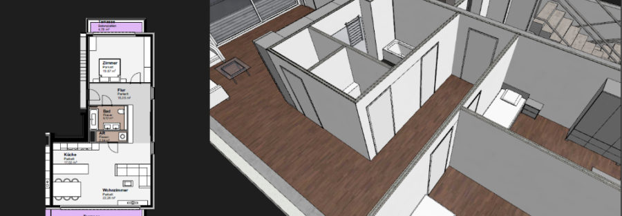 Deep Interface 3D FLOORPLAN PDF3D