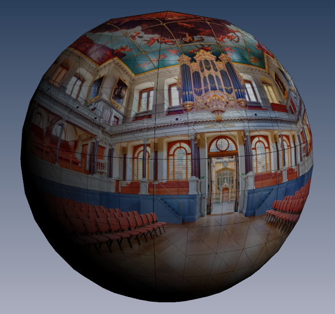 How to create a 360-degree panorama in a 3D PDF Brochure | PDF3D