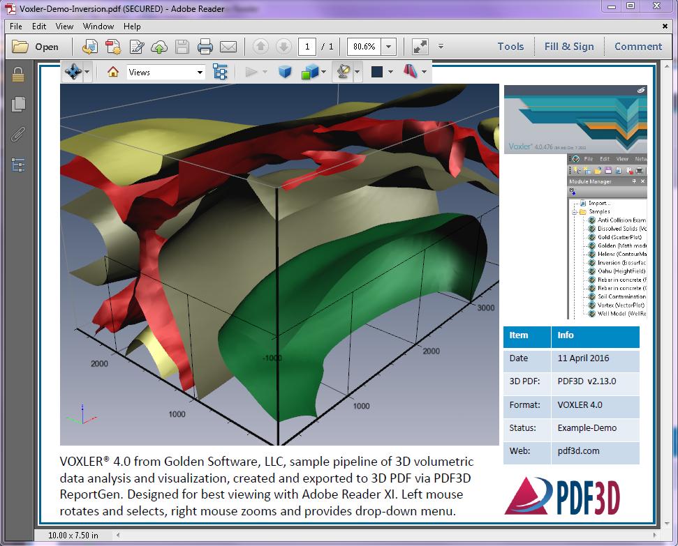 Voxler-Demo-Inversion-Screenshot