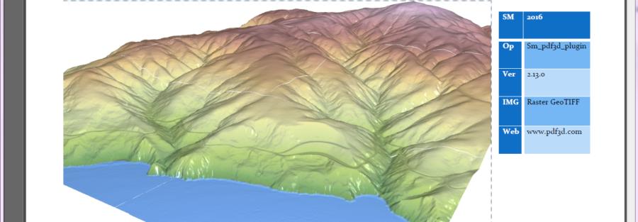 PDF3D Plugin for IMAGINE