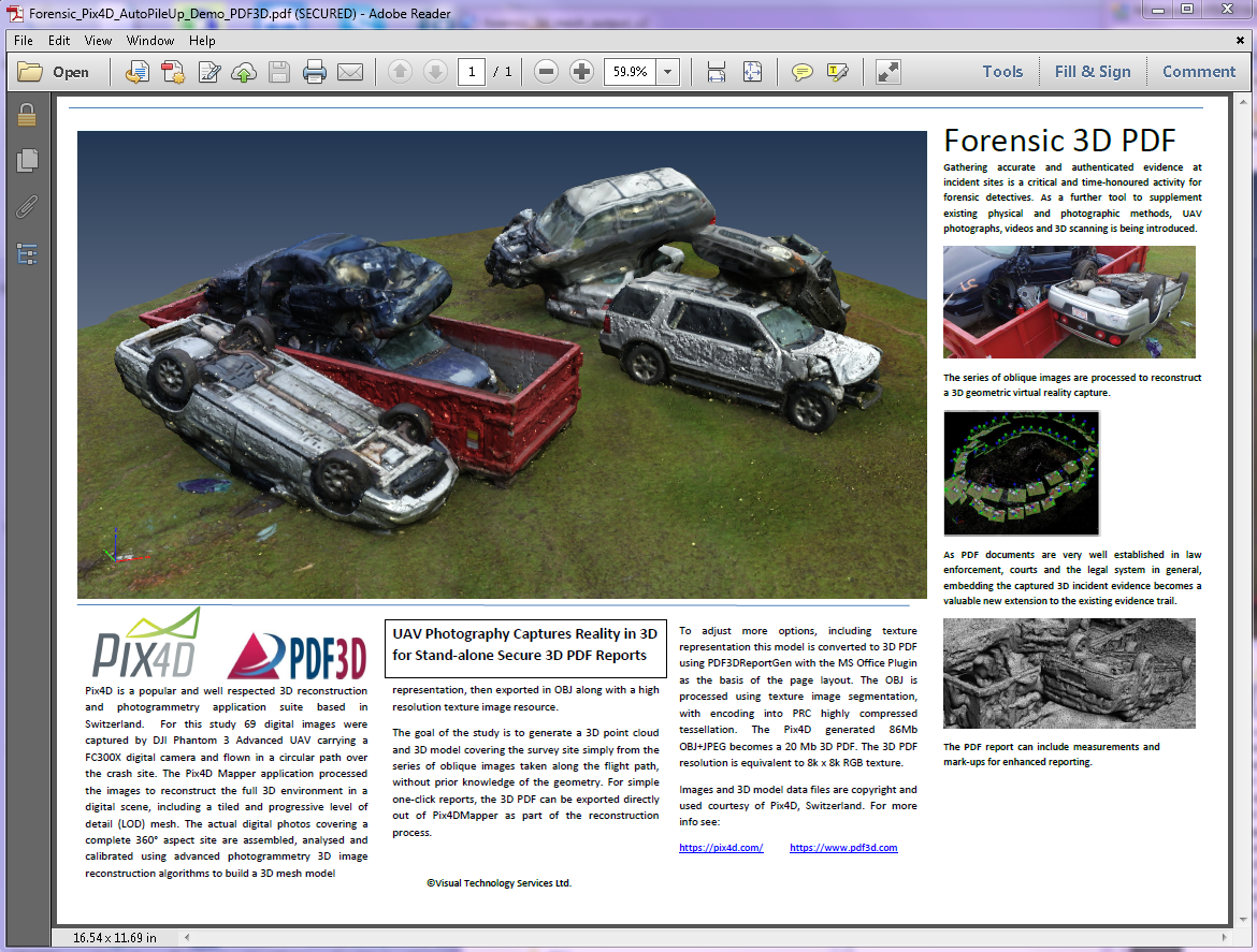 Pix4D Mapper Archives - PDF3D
