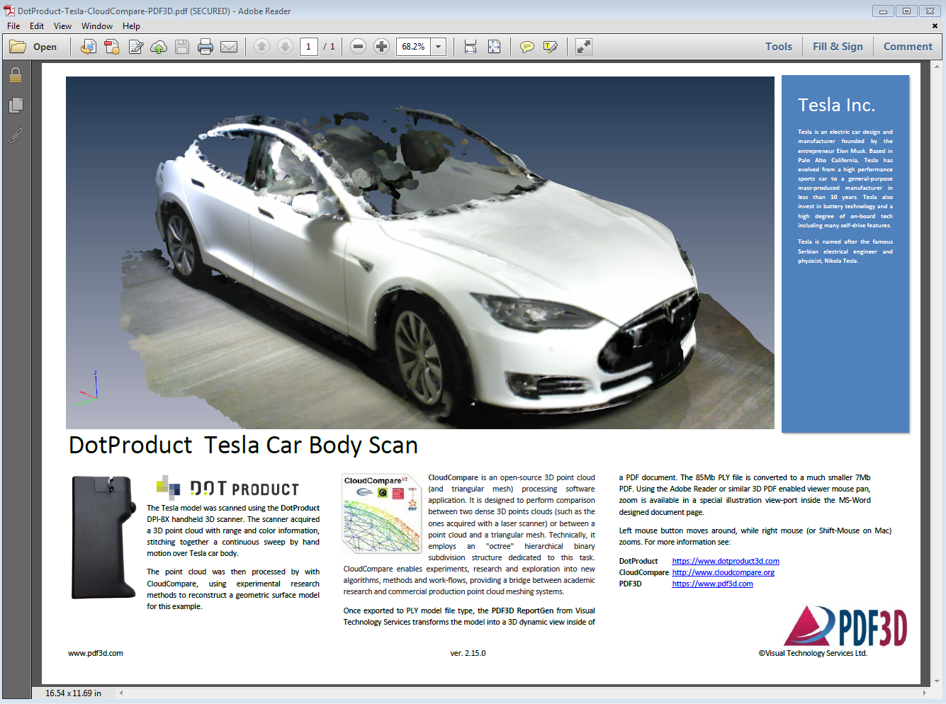 ReportGen | Create & Publish 3D PDF from CAD, PLM, CFD, DWG, GIS | PDF3D