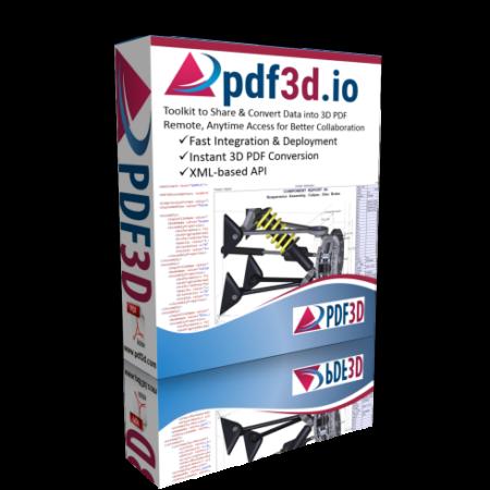 pdf3d-io