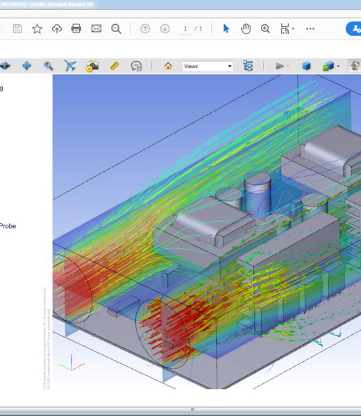 3D-PDF-Example_CFD_Cooling_Screenshot