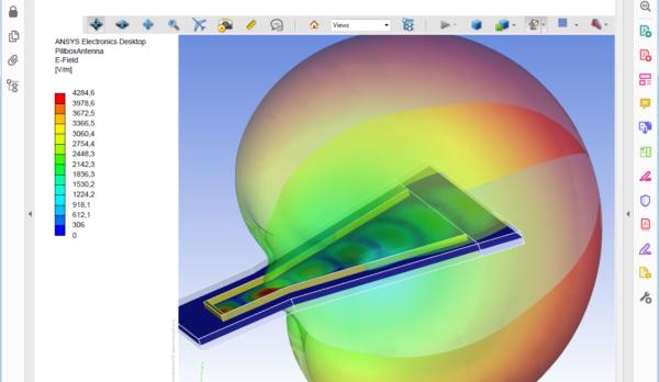 3D-PDF-Example_EBU_PillboxAntenna_Screenshot