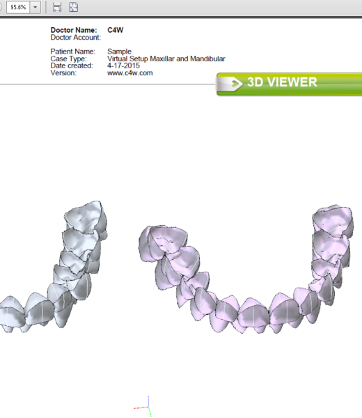 C4W_DIGILEA_Dental_PDF3D