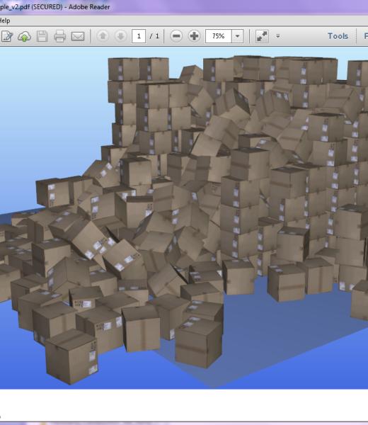 Demo3D_PhysicsEngineExample_Screenshot