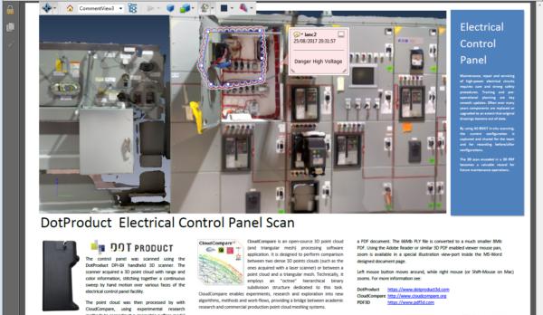 DotProduct-ElectricalControlPanel-CloudCompare-PDF3D
